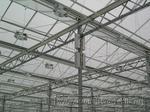 0043 Монтаж системы электродоствечивания в промышленной теплице