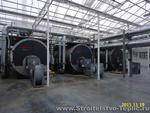Система отопления - тепличные котлы