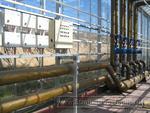 Управление климатом теплиц: фрагмент системы отопления промыленной теплицы
