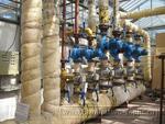 Контуры отопления в промышленной теплице