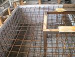 0052 Монтаж фундамента под когенератор для промышленной теплицы