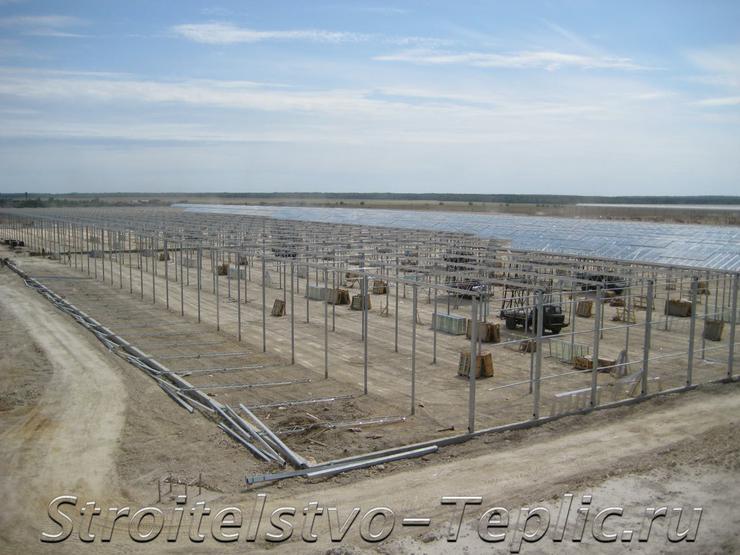 Строительство ТК Агро-Инвест