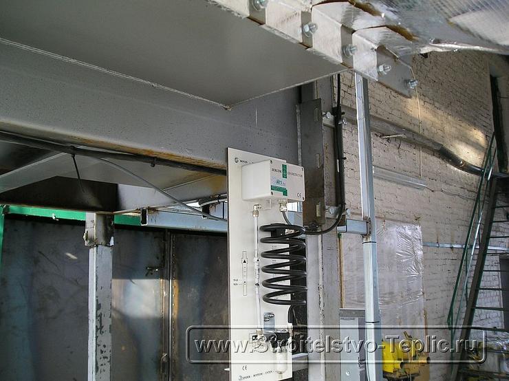 0066  Строительство теплиц Монтаж котельной, конденсора отбора СО2