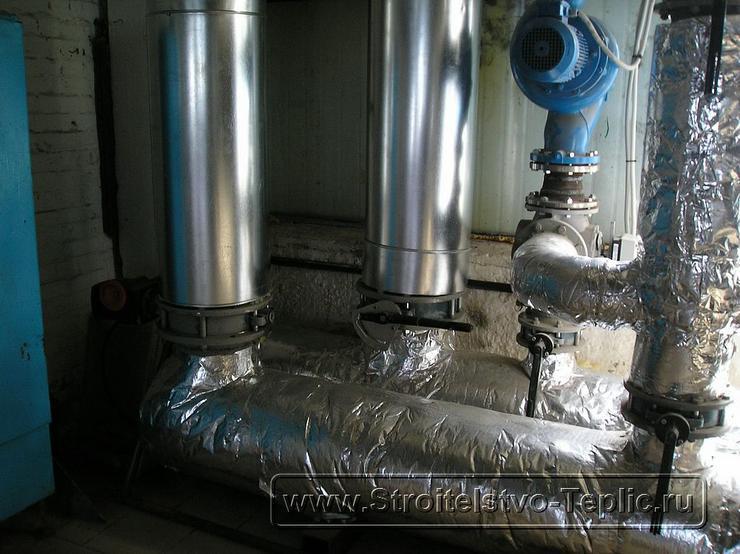 0069  Строительство теплиц Монтаж котельной, конденсора отбора СО2